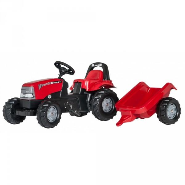 Rolly Toys Case CVX 1170 Trettraktor + A #600012411_1