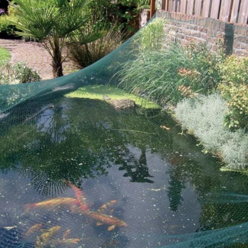 Teichnetz Laubnetz Gartennetz, UV-stabil #76570272_1