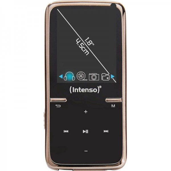 Intenso Video Scooter 8GB Schwarz tragba #223854