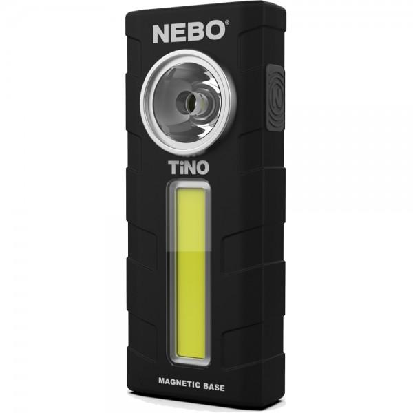 Nebo Tino NB6809 Taschenlampe schwarz #183425