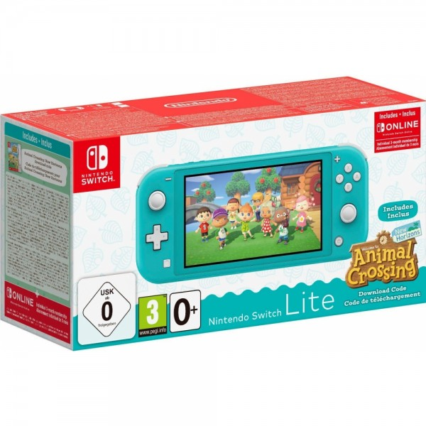 Nintendo Switch Lite Animal Crossing New #208678