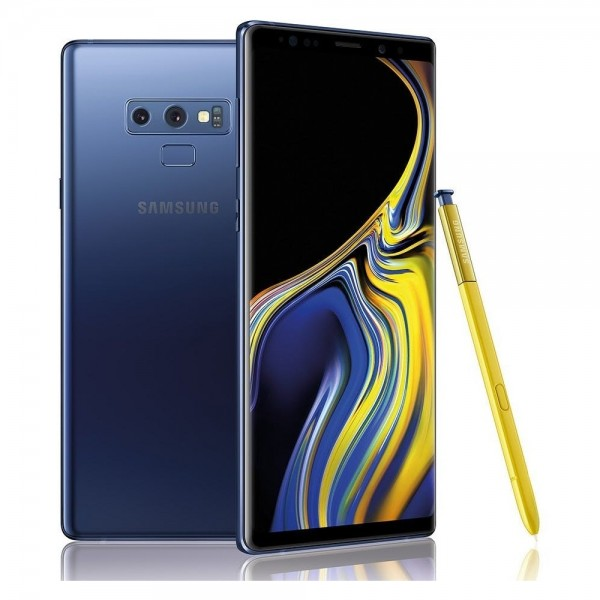 Samsung Galaxy Note 9 N960 Dual Sim 512gb Blue Smartphone Handy Ohne