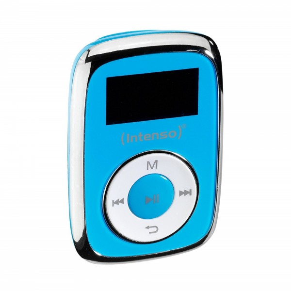 Intenso Music Mover 8GB blau #93422