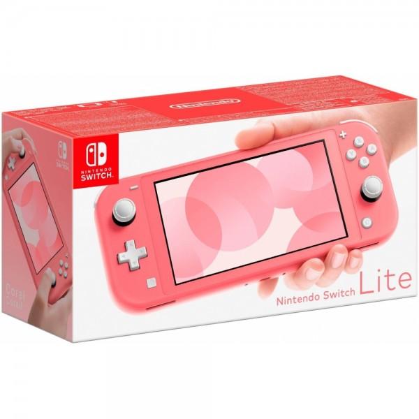 EPE Nintendo Switch Lite Koralle tragbar #149846