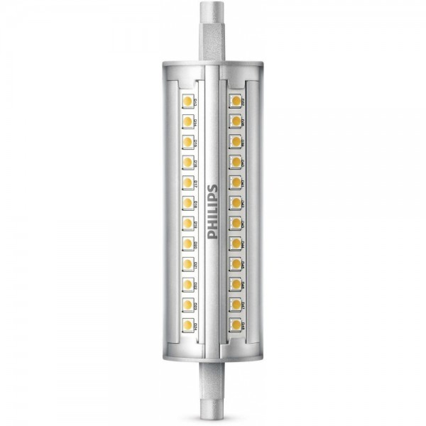 Philips LED 60W R7S 118mm WH ND 1BC/4 St #190987