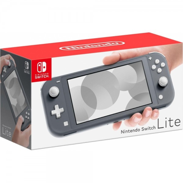Nintendo Switch Lite Konsole 32GB grau #122255