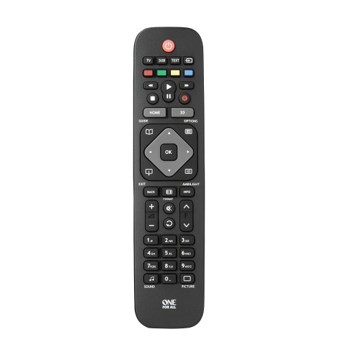 ONE FOR ALL URC1913 PHILIPS TV REMOTE SC #1036014_1