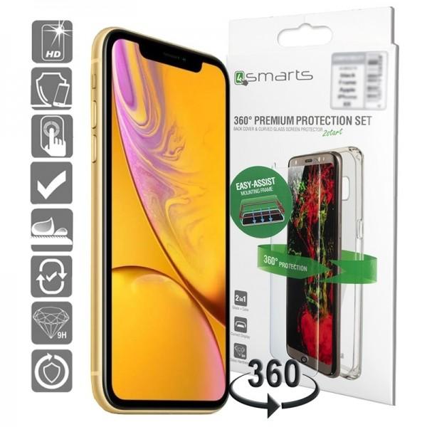 4smarts 360° Premium Schutz-Set Colour F #112914