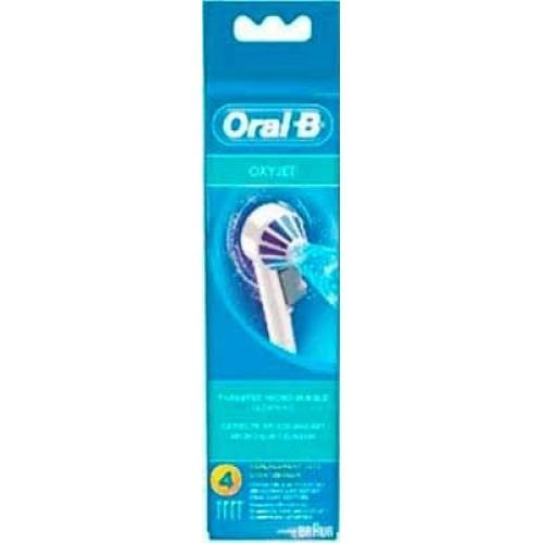Oral-B Oxy Jet 4er neu Weiss Ersatzduese #0661271_1