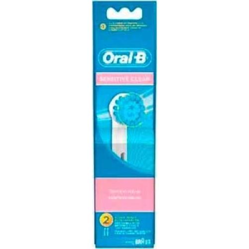 Oral-B Sensitive 2er neu Weiss Aufsteckb #0661266_1