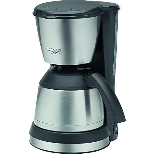 Bomann Filter-Kaffeemaschine 1370 CB Estate Schwar #840499_1