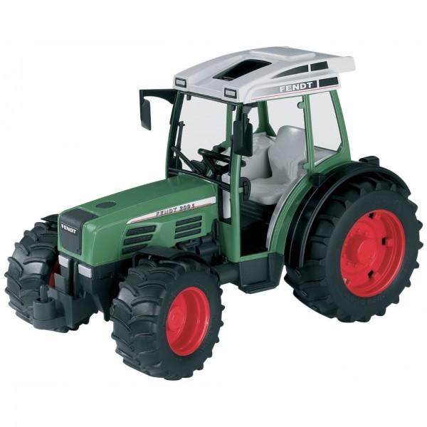 bruder fendt 209 s mit bordwandanh nger traktor mit kipper anh nger spielzeug traktoren. Black Bedroom Furniture Sets. Home Design Ideas